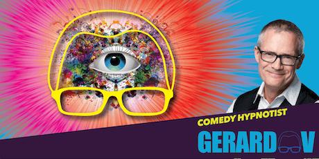 Hypnotist Comedy Show - with Gerard V at Mooroopna Golf Club tickets