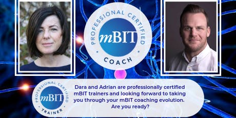 mBIT Coaching Certification tickets
