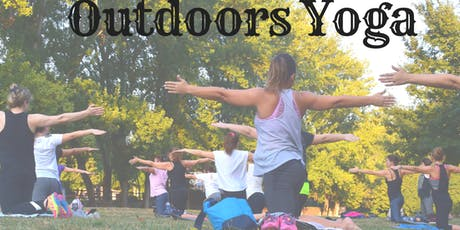 Outdoors Gentle Flow Yoga (All Levels) tickets