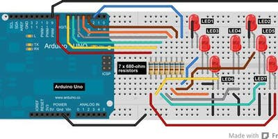 Tutorial sul Microcontrollore Arduino - Viterbo