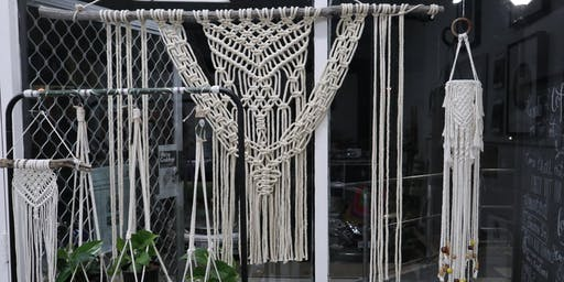 Macrame with Scullin Trader Annette Boyd