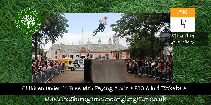 Cheshire Game & Angling Fair 2019 image