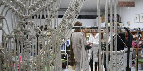 Macrame with Scullin Trader Annette Boyd tickets