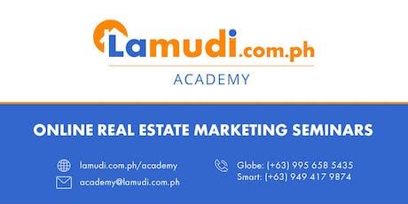 Lamudi Academy (Basic Classes) tickets
