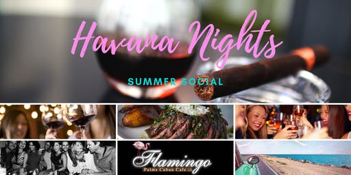 Havana Nights — Summer Social