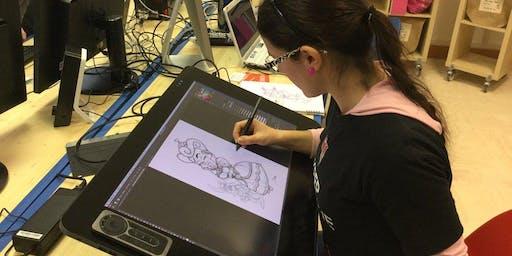 Workshop: Adobe Illustrator - Photoshop - Rieti
