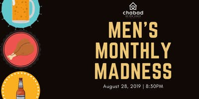 Men's Monthly Madness