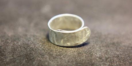 Goldschmiedekurs - Ringe in Hülle und Fülle Tickets