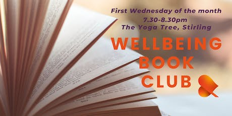 Wellbeing Book Club in the Yoga Tree, Stirling tickets