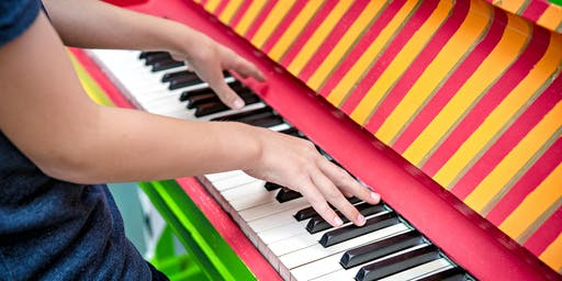 FREE PIANO LESSONS on Leeds Piano Trail