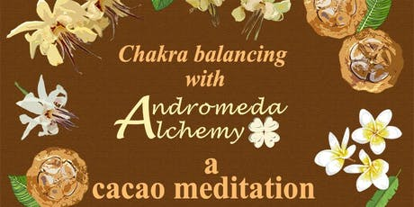 Cacao meditation - Grounding, trauma & opening of the heart tickets