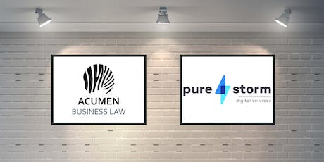 ACUMEN BUSINESS ACADEMY, Protect and optimise your brand online tickets