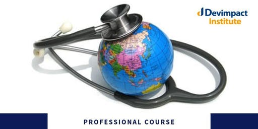 Training on GIS in Health