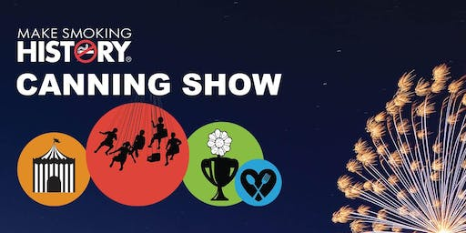 Canning Show 2019 presented by Make Smoking History