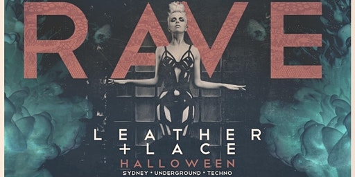 Berlin Underground - Leather & Lace Halloween