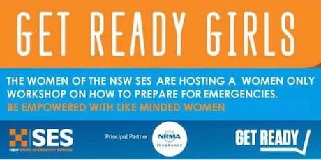 Get Ready Girls - Central Coast SES tickets