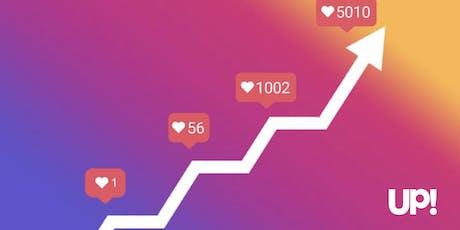 ¿Cómo combatir el algoritmo de instagram? tickets