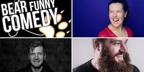 Bear Funny Comedy: Rosie Jones, Jack Hester & Matt Smith tickets