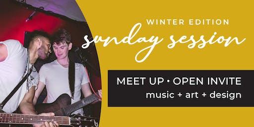 Sunday Session Winter Edition Meet Up