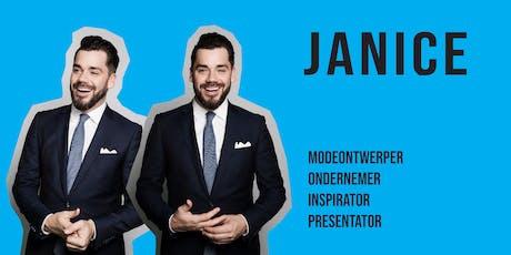 workshop: MODE IS NIET MOEILIJK presentator: JANICE tickets