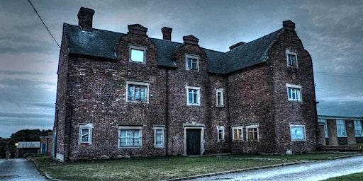 Ghost Hunt at Gresley Old Hall Derbyshire