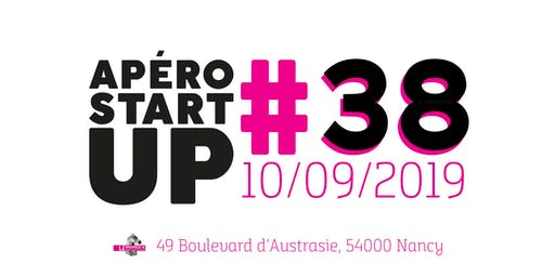 Apéro Startup #38 - Le Paddock - Septembre 2019