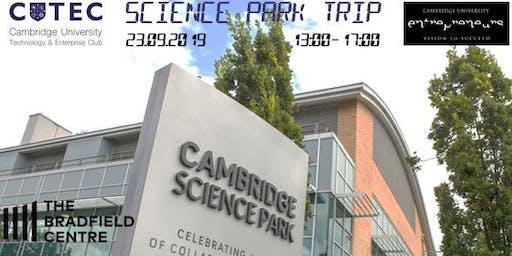 Science Park Trip