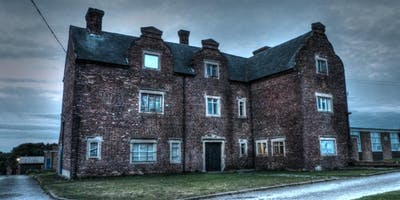 Ghost Hunt at Gresley Old Hall Derbyshire