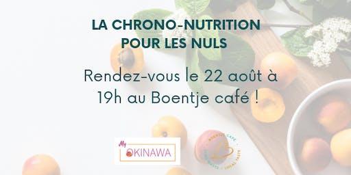 La chrono-nutrition pour les nuls