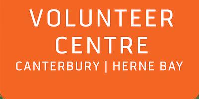 Volunteering Workshop September 2019