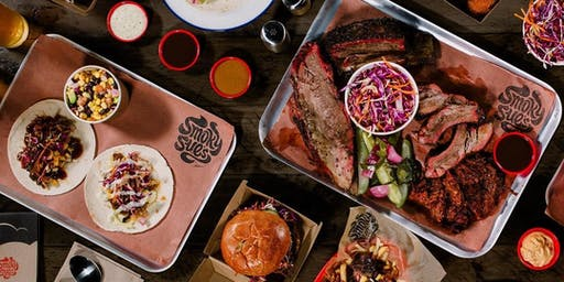 ALL YOU CAN EAT BARBECUE! Tuesday, August 20th