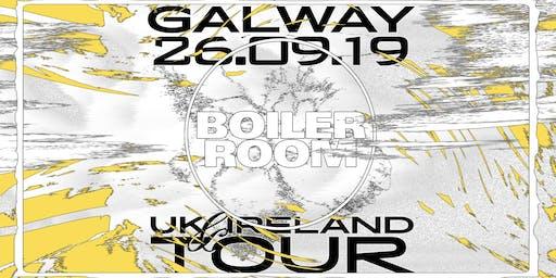 Boiler Room - Galway