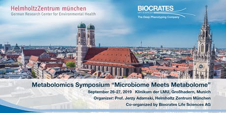 Microbiome Meets Metabolome Tickets