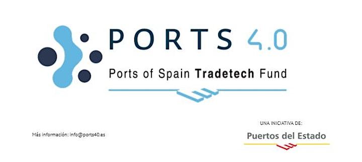 Imagen de Presentación de PORTS 4.0 en Sevilla!