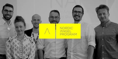 Nordic Angel Program Batch 4: How to Become a Business Angel tickets