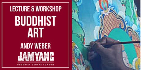 Buddhist Art Workshop tickets