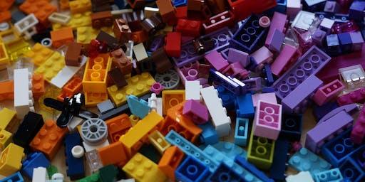 Lego and Duplo - Summer Creations (Preston) #SCARTclub LancsRJ