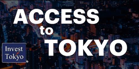 Access2Tokyo industry4.0 and fintech seminar tickets