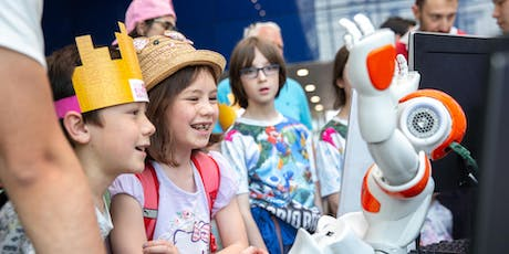 Robot Day at the Invention Rooms  tickets
