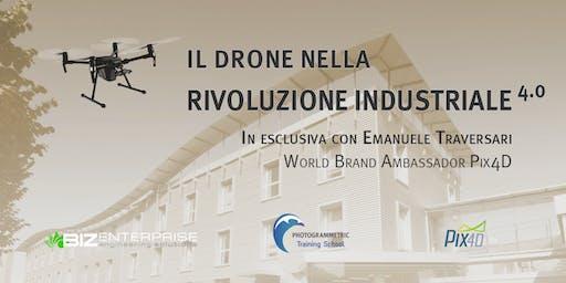 Il drone nella rivoluzione industriale 4.0 - Piemonte