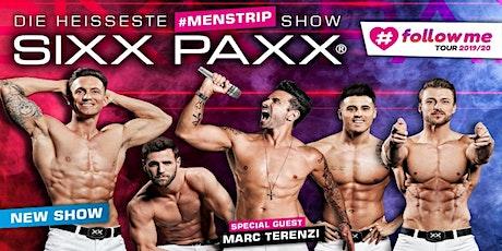 SIXX PAXX #followme Tour 2019/20 - Solingen (Theater- und Konzerthaus) Tickets