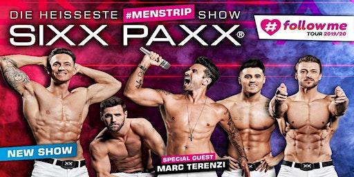 SIXX PAXX #followme Tour 2019/20 - Aschaffenburg (Stadthalle am Schloss)