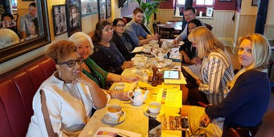 BizHelp London Coffee Meetup for Health and Wellness Professionals