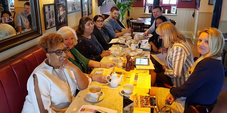 BizHelp London Coffee Meetup for Health and Wellness Professionals tickets