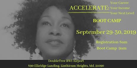 Accelerate: Your Career, Income and Next Level BootCamp for Beauty Professionals  tickets