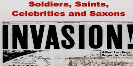 Soldiers, Saints, Celebrities and Saxons tickets