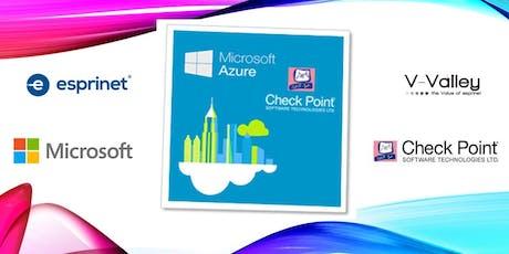Microsoft e Check Point: soluzioni integrate Cloud per la Cybersecurity tickets