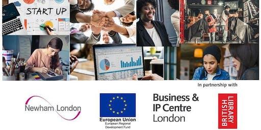 Start-ups in London Libraries Registration Meeting