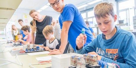Digitalisierte Berufe - digitalisierte Bildung Tickets