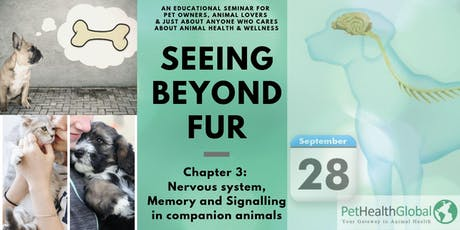 You are invited!  Seeing Beyond Fur is back with Chapter 3! tickets